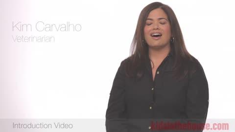 Kim Carvalho, DVM