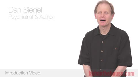 Daniel J. Siegel, MD, Neuropsychiatrist, New York Times Bestselling Author, and Mindsight Educator