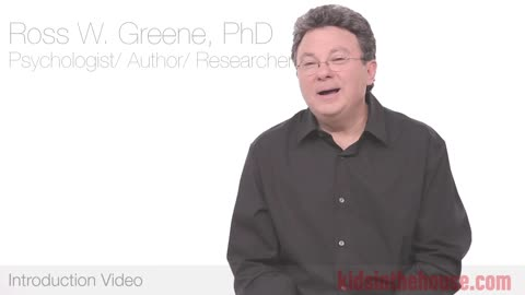 Ross W. Greene, PhD