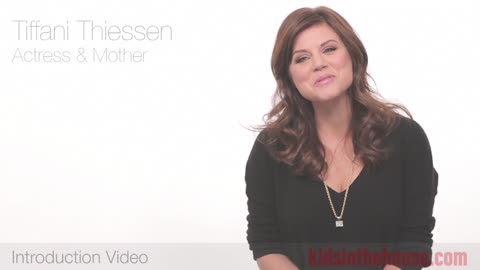 Tiffani Thiessen, Actress & Mother