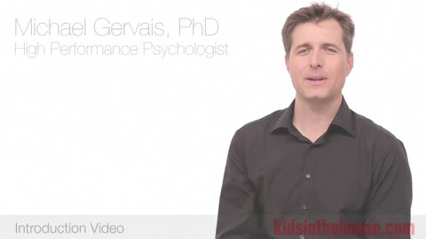 Michael Gervais, PhD, High Performance Psychologist